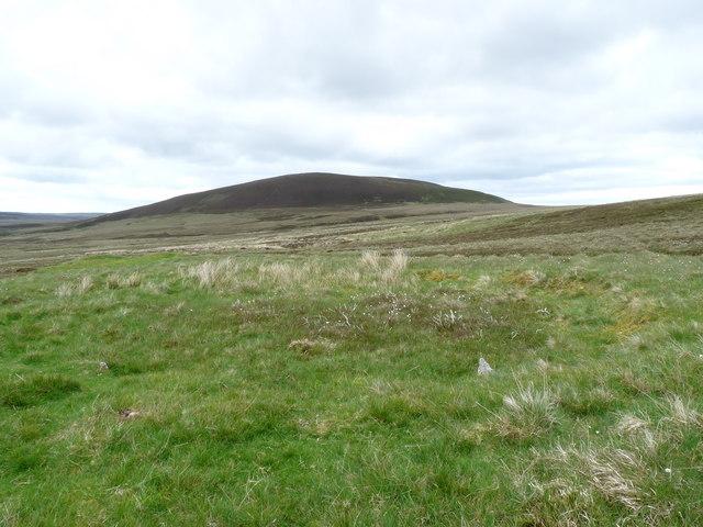 Hut circle, Bouilag Hill