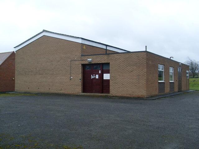 Pattishall Telephone Exchange, Northants