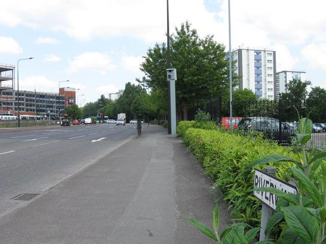 River Way, Wigan