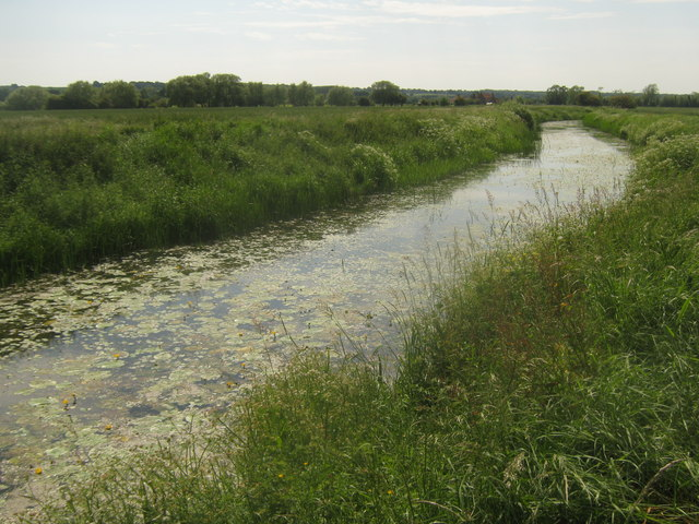 Reading Sewer - looking upstream