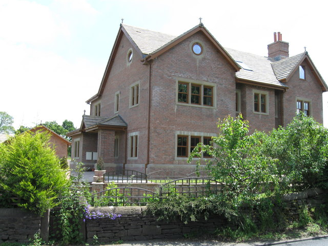 Horseman's Farmhouse, Wood Lane, Heskin