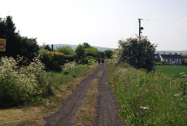 The old railway line, Stainsacre