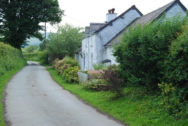 Cottage called Hên-Alwen