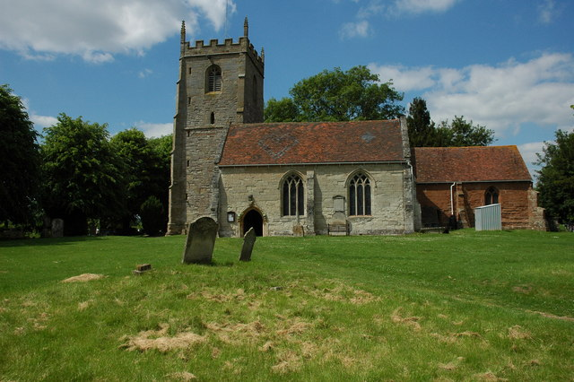 Studley Church