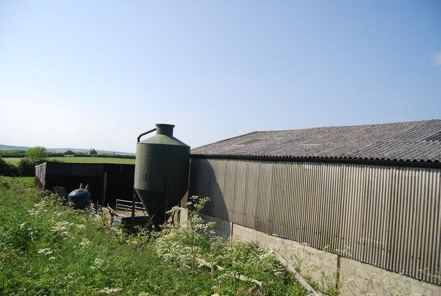 Hall Farm, Stainsacre