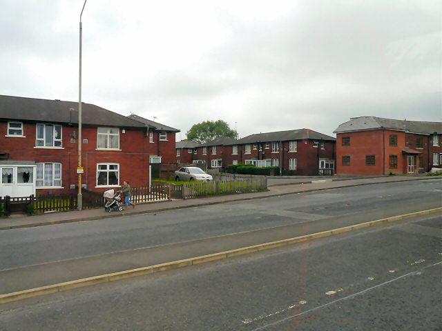 Albert Royds Street