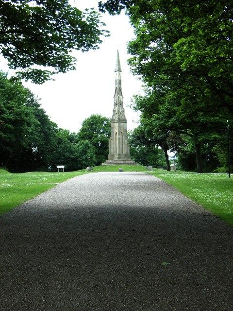Cholera Monument, Norfolk Road