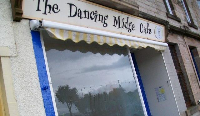 The Dancing Midge Cafe