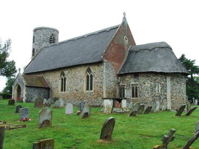 St Edmund Fritton