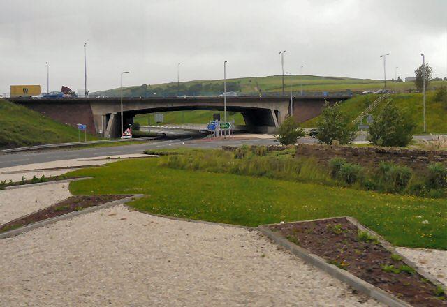 M62 Junction 21