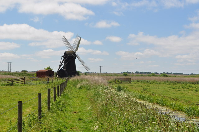 Herringfleet Smock Mill