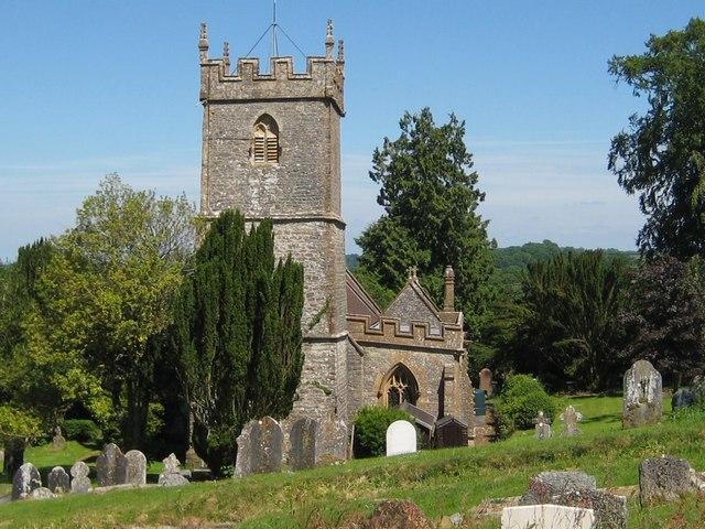 St Mary's Church - Corscombe