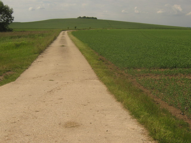 Footpath towards Chapel Bank