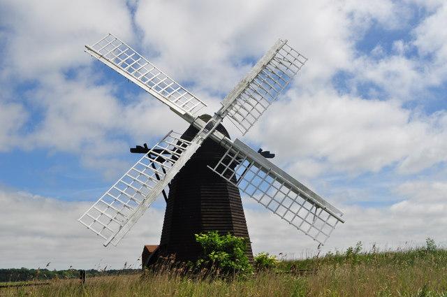 Herringfleet Drainage Mill