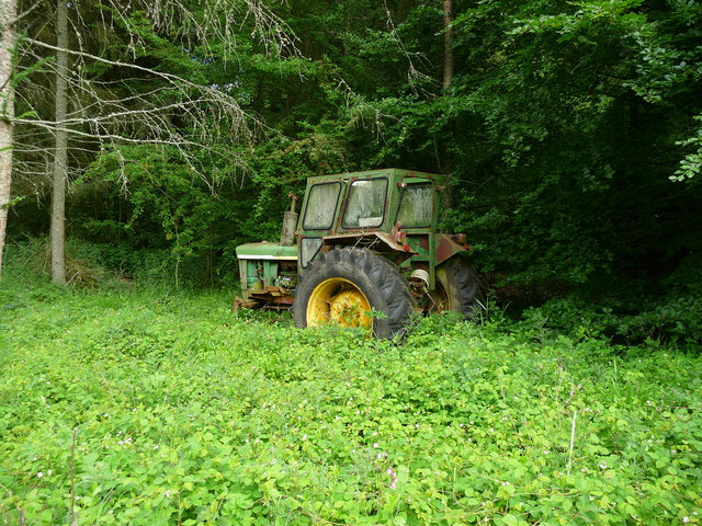 Sandydown - Retired Tractor