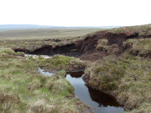 Source of a tributary of the Allt Bad an t-Searraich