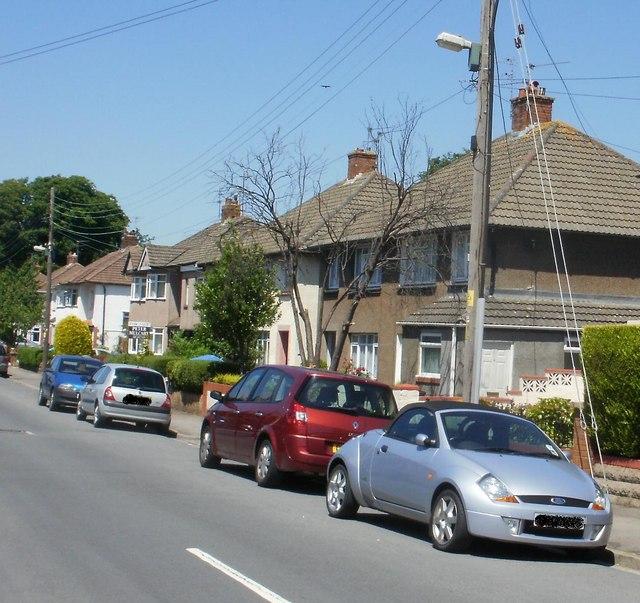 Greenfield Avenue, Dinas Powys
