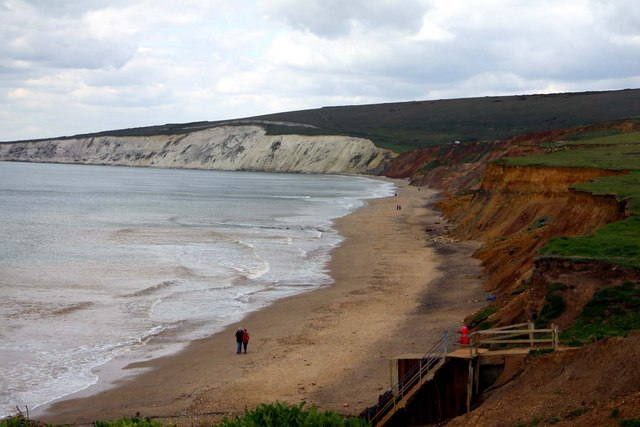 Shippard's Chine and Compton Bay
