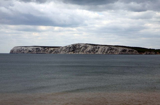 Cliffs at Tennyson Down from Shippard's Chine