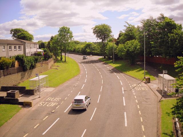 Greenfaulds Road, Cumbernauld