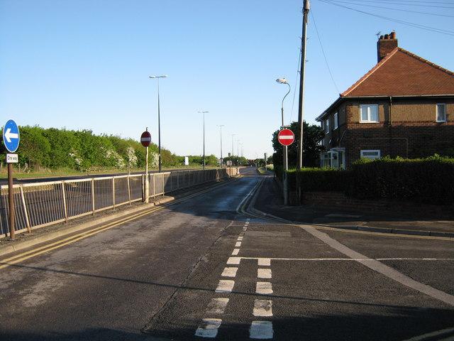 Jones Road and Lightfoot Crescent