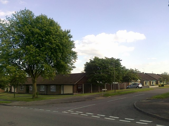 Chevin Avenue, Borrowash