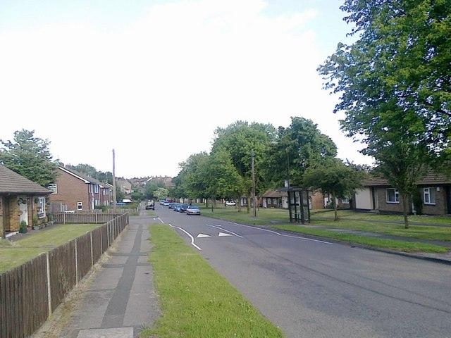 Hawthorne Avenue, Borrowash