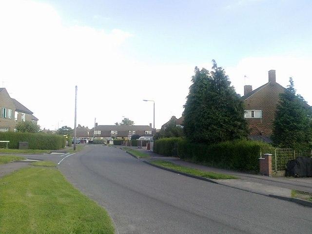 Priorway Avenue, Borrowash
