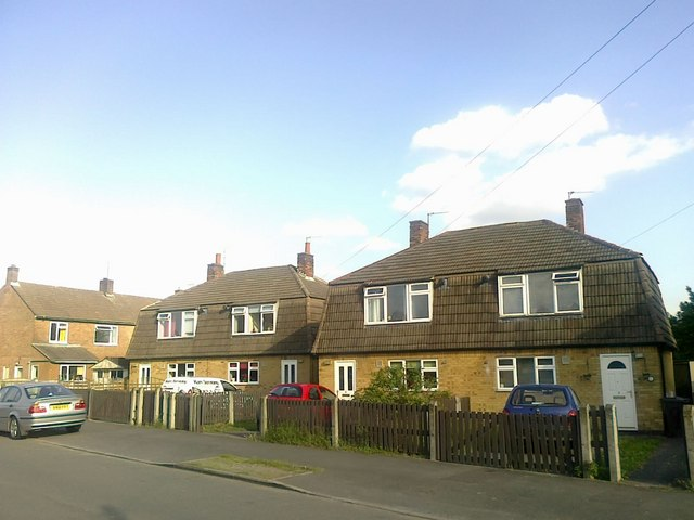 Sherwood Avenue, Borrowash