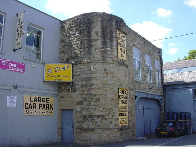 """R.D.A Trading"" Turf Street, Burnley, Lancashire BB11 3BP"