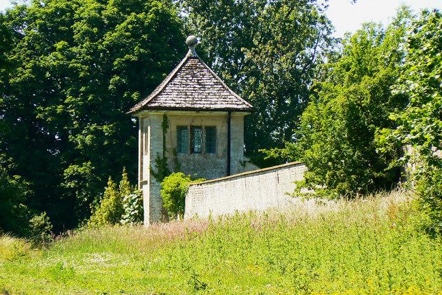 Part of Poulton Priory, Poulton