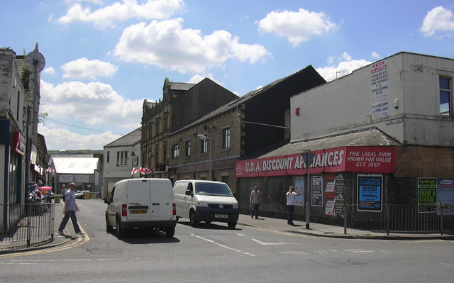 Plumbe Street, Burnley