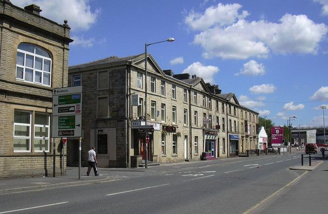 Yorkshire Street, Burnley