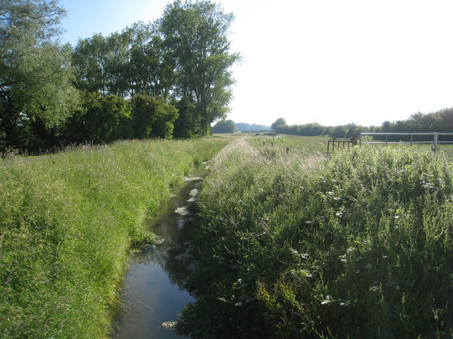 Orby Beck and Orby Bank at Habertoft