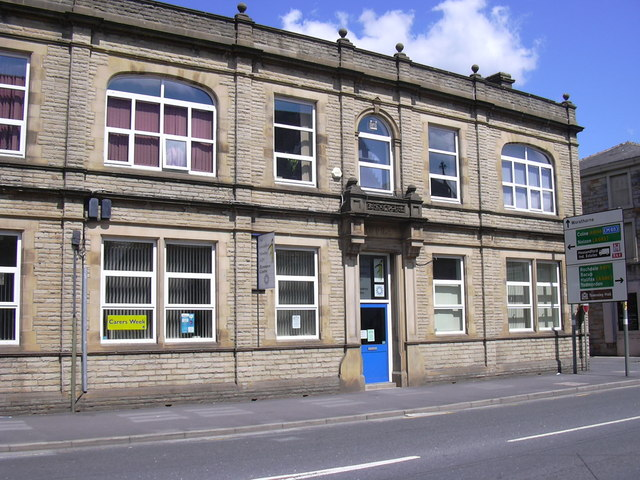 """East Lancashire Voluntary Services Resource Centre"" 62-64 Yorkshire Street, Burnley, Lancashire"