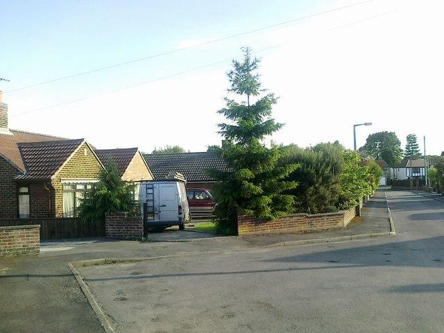 Orchard Close, Ockbrook