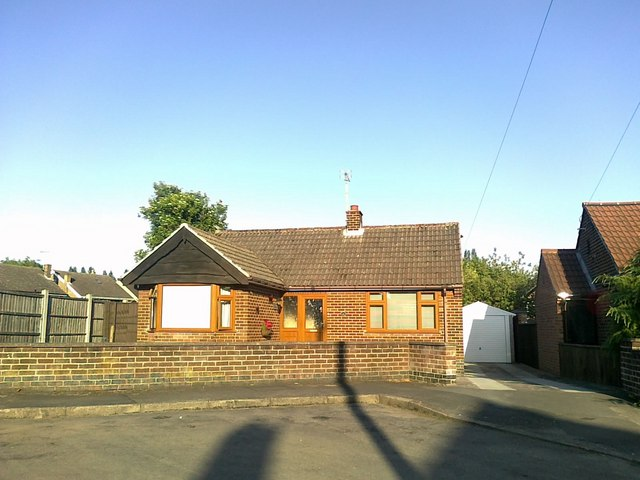 Bungalow in Orchard Close, Ockbrook