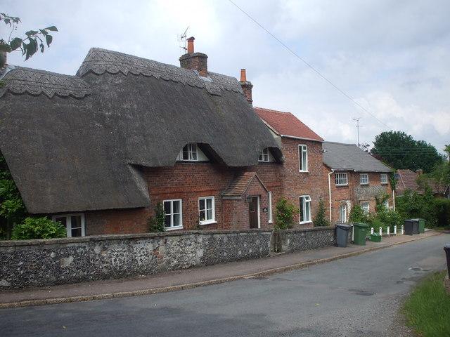 Church Hill, Wickham