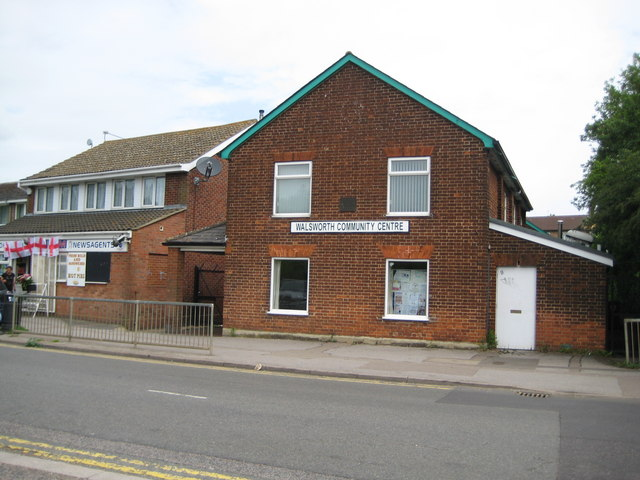 Walsworth Community Centre