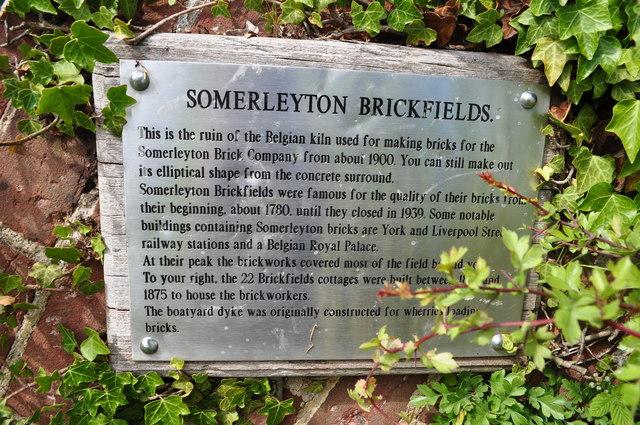 Somerleyton Brickworks