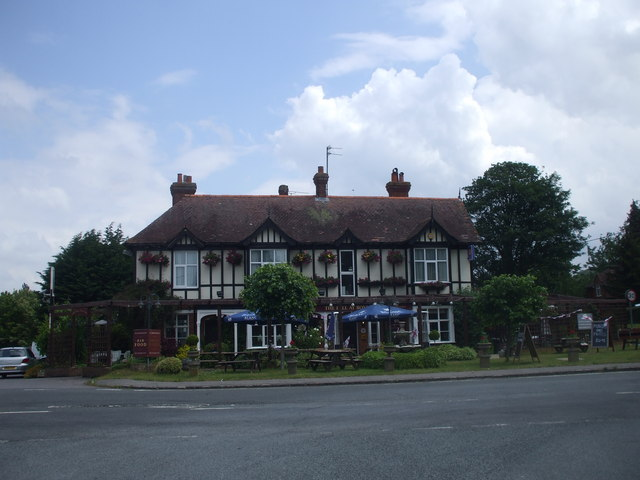 The Bell at Boxford