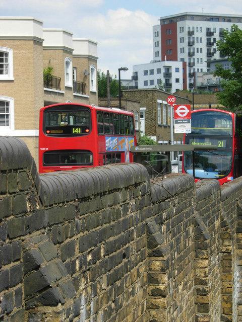 Baring Street, Hoxton