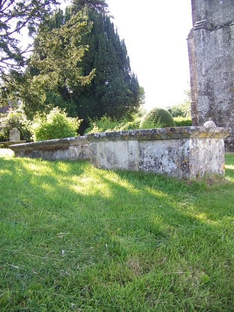 Tombs, St Mary's Churchyard