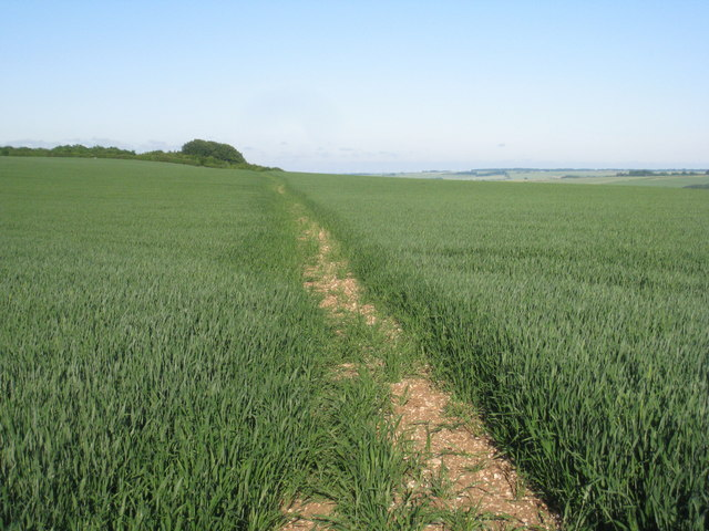 Bridleway to Farforth