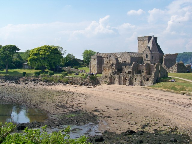 St Colm's Abbey, Inchcolm