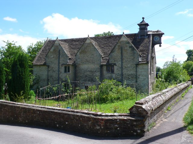 Almshouses Longbridge Deverill