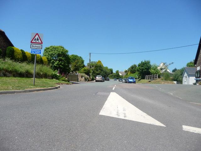 Stokenham : Road