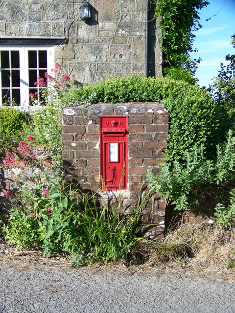 Postbox, Bakers Hill