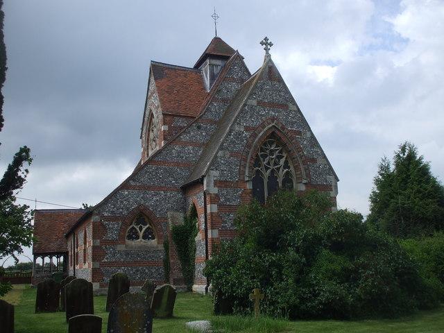 St James's Church, Leckhampstead