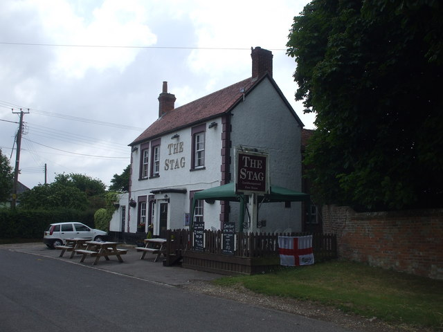 The Stag, Leckhampstead